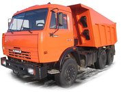 КАМАЗ САМОСВАЛ 65115 Алматы 15 тонн