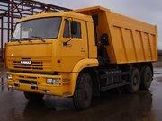 КАМАЗ 6520-041 САМОСВАЛ