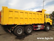 Самосвал SINOTRUK с новой рестайлиноговой кабиной,  30 тонн,  336 л.с