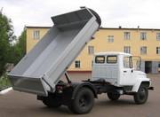 Cамосвал ГАЗ-САЗ-35072 на шасси ГАЗ-3309