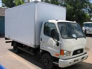 Hyundai HD 65,  изотермический фургон (сендвич 50 мм.)