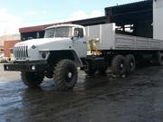 Продаю А/м Урал 44202 седельный тягач в Усть-Каменогорске