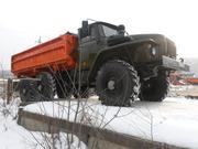 Урал 5557 Сельхозник (самосвал с боковой разгрузкой)