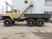 Урал 4320 бортовой 2002