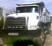 Самосвал MACK GU 813E 2009 года,  производства США